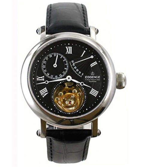 Essence Tourbillon T.Power Reserve Date Men's Watch ES75764B