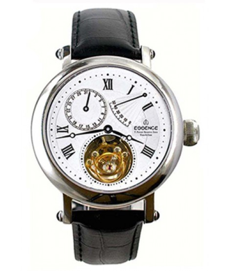 Essence Tourbillon T.Power Reserve Date Men's Watch ES75764W